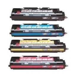 Ciano Toner Rigenera Con CHIP-HP Laser Color 3500/3550-4K
