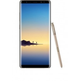 Galaxy Note8 Maple Gold