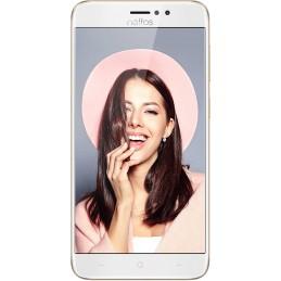 Neffos C7 Dual SIM 4G 16GB Gold - Smartphones TP-Link
