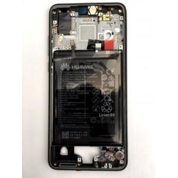 Huawei P20 (Emily) Originale Frame nero e Batteria 02351WKJ