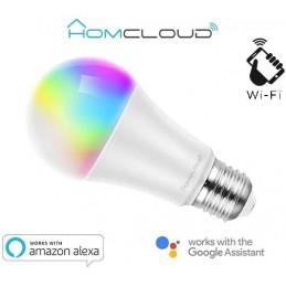 Lampadina Wi-FI RGB+CCT E27 dimmerabile