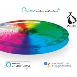 Striscia LED wi-fi Kit dimmerabile