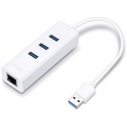 Adattatore di rete Gigabit 3 Porte USB 3.0 TP-Link UE330