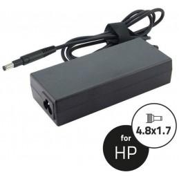 Alimentatore HP 19.5V 65W 3.33A 4.8x1.7 plastica sagomata
