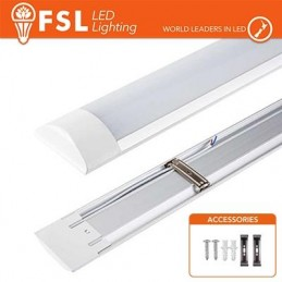 Plafoniera LED Lineare IP20 150cm 45W 3150LM 3000K