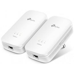 Kit 2x Powerline AV1200 con porta Gigabit HomePlug AV2