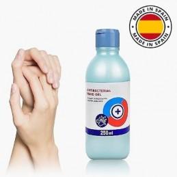 GEL mani antibatterico 250ML asciugatura rapida 79,8%Ethanol