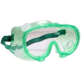 Occhiali Protettivi - Lente Verde Con Valvola 69738