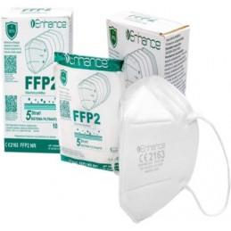 Mascherina protettiva monouso FFP2 - confezione da 10PZ