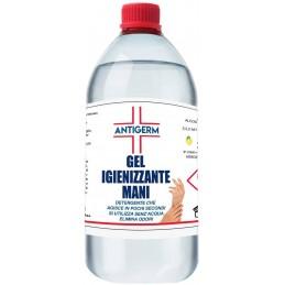 GEL Antigerm 1 LITRO igienizzante a base alcolica  65%