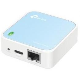 Nano Router N300 1 Porta LAN alimentato USB TL-WR802N