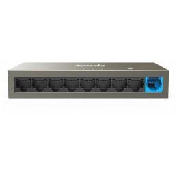 Switch Desktop 9 porte 10/100Mbit in metallo Tenda TEF1109DT