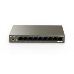Switch 8 porte PoE + 1 porta Gbit Tenda TEF1109TP-8-102W