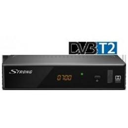 Decoder Ric. Terrestre FullHD DVB-T2 10 Bit USB + FreeToAir