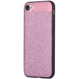 Cover Racy Glitterate per iPhone 7 & 8 Rose Gold