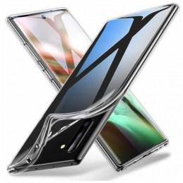 Cover Protezione in TPU Trasparente per Samsung Note 10 Pro