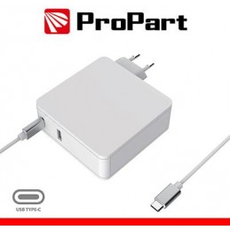 Alimentatore PD Type C Quick Charge 65W + USB fast