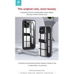 Cover Shark4 Protezione Trasparente per iPhone 12 & 12 Pro