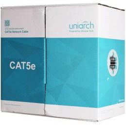 Cavo ethernet CAT5 UTP LSZH 8 fili 24AWG - bobina 305metri