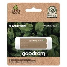 Pendrive GoodRAM 128GB UME3 GREEN USB 3.0 - retail blister