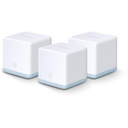 Mesh Wi-Fi AC1200 - HALO S12 - 3 pack